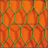 高品質の金網の網か電流を通された六角形ワイヤー網