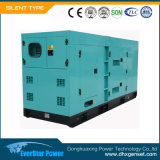 Generador silencioso de poco ruido determinado de generación diesel de la generación de energía eléctrica