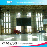 Custom Aluminium P5 HD Black LEDs Indoor Publicidade LED Display Screen para Auto Show