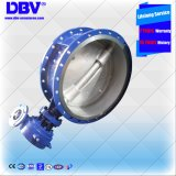 Dbv Dn700 Wcb служило фланцем клапан-бабочка