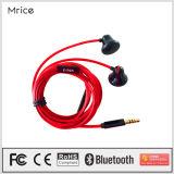 Dos auriculares de alta fidelidade do controle prendido de Hotest fone de ouvido estereofónico do auscultadores com micro