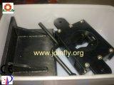Machine esquivante de boyau en caoutchouc hydraulique de qualité