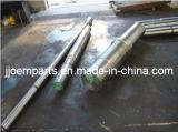 A lata de estanho de alumínio que faz a maquinaria da máquina forjou os eixos de manivela do aço de forjamento/eixos aluídos/eixos excêntricos