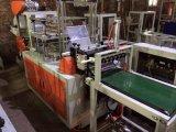Dos capas automáticas del guante disponible del PE que hace la máquina (SS-500)
