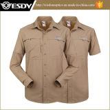 Afneembare Overhemden van de Kokers van de Camouflage van de Jacht van Esdy de Tactische In te ademen snel-Droogt
