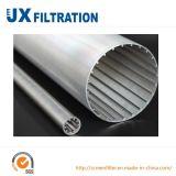 Filtri per pozzi dell'acqua dell'acciaio inossidabile per la perforazione buona