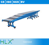 Transportadores de rodillos de servicio ligero para Packaging System