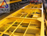 Manueller halbautomatischer Behälter-anhebender Rahmen ohne Energie