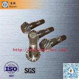 Engranaje axial biselado del piñón del SGS
