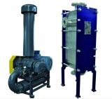 Consommation nulle, basse pression, dessiccateur régénérateur de vent de tambour de vapeur