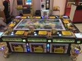Het luxueuze Kabinet van het Casino van het Kabinet van de Machine van het Spel van de Jager van Vissen