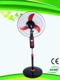 16 des 12V Gleichstrom-Standplatz-Ventilator-Solarzoll ventilator-(SB-S-DC16Y)