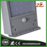 свет стены уличного света 3W интегрированный СИД солнечный солнечный