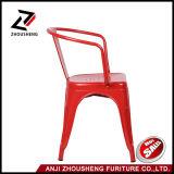 Moderner Kaffee-MetallTolix Stuhl mit Armlehne Zs-T-08