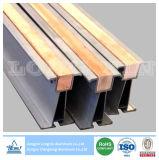 Echafaudage en aluminium pour la construction