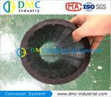 Tubos del HDPE de la Explotación Minera para los Rodillos Plásticos del Transportador del HDPE
