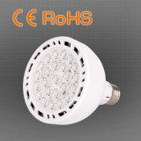 LED Ángulo de haz de opción múltiple PAR 12W Luz