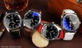 Het digitale Horloge van de Mensen van het Kwarts van de Sport van de Manier van de Manchet van het Roestvrij staal Waterdichte