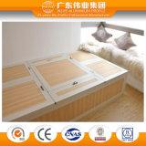 Weiye 현대 디자인 Tatami를 가진 알루미늄 가정 가구 침실 가구