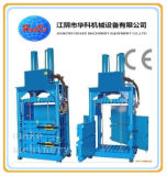 Heiße Verkaufs-Altpapier-vertikale hydraulische Laufwerk-Ballenpresse