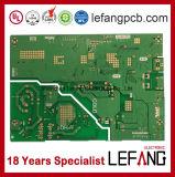1.6mm 원격 제어 회로판 PCB 2개의 층 OSP 안전