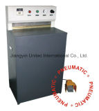Prensa de planchar Qjy520 del libro común neumático del precio de fábrica