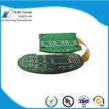 Placa de PCB de protótipo de PCB Multilayer de volume flexível com placa principal BGA