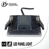 Popular ahorro de energía 8W ultra borde estrecho panel LED (cuadrado)