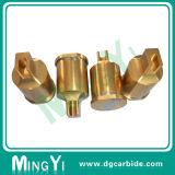 Perfurador redondo do metal do revestimento de estanho da precisão para carimbar a parte