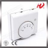 Thermostat non programmable de pièce fixé au mur