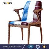 Madera moderna del hotel que cena la silla Sbe-Cy0345 del café de los muebles