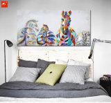 装飾の油絵のための高品質のシマウマ
