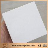 Чисто белые выкристаллизовыванные стеклянные слябы Microlite Nano кристаллический Galss каменные