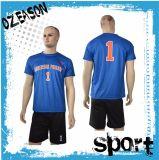 Uniformes neufs du football de blanc de modèle du football de fournisseur professionnel d'uniformes (S031)