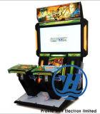 Nuova macchina del gioco di combattimento della galleria del combattente di via di disegno video (ZJ-AR-ST06)