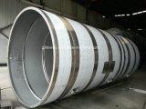 600L 12の縦の発酵タンク