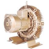 2.2kw 매우 고전압 재생하는 공기 송풍기, 옆 채널 송풍기