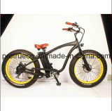 Bicyclette électrique pour le croiseur de plage