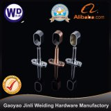 Bride réglable de pipe en métal