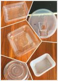 Materielle Cup-Kappe pp.-Transparancy, die Maschine (PPBG-470, bildet)