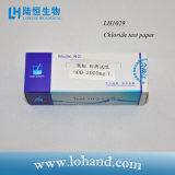 Papier réactif Lh1029 de chlorure rapide et efficace