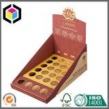 Коробка ящика индикации Corrugated картона печати цвета Stackable