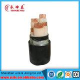 3+2 base XLPE aislada/cable de transmisión de la envoltura
