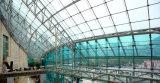 Parede de cortina transformada 6mm dobro da vitrificação de Guangzhou