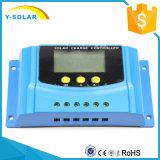 USB solar 5V/2A del regulador del cargador del cargador de 12V/24V 10A para la Sistema Solar con el Ce Cy-K10A