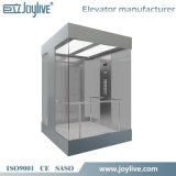 Componente panorámico de cristal hidráulico del elevador