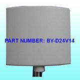 2.4G im Freien Panel-Antenne der Richtantennen-8dBi