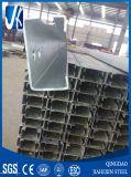 El tipo económico y funcional, de Q235/Q345b correa de C pintada o galvanizó el edificio de la estructura de acero