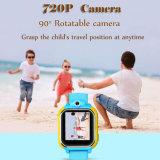 WCDMA 3G/GSM imprägniern WiFi mehrsprachige Kind-Kind-intelligente Uhr