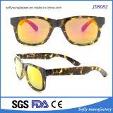 De nieuwe Zonnebril van de Gradiënt van de Manier van het Merk met de Gepolariseerde Lens van de Spiegel